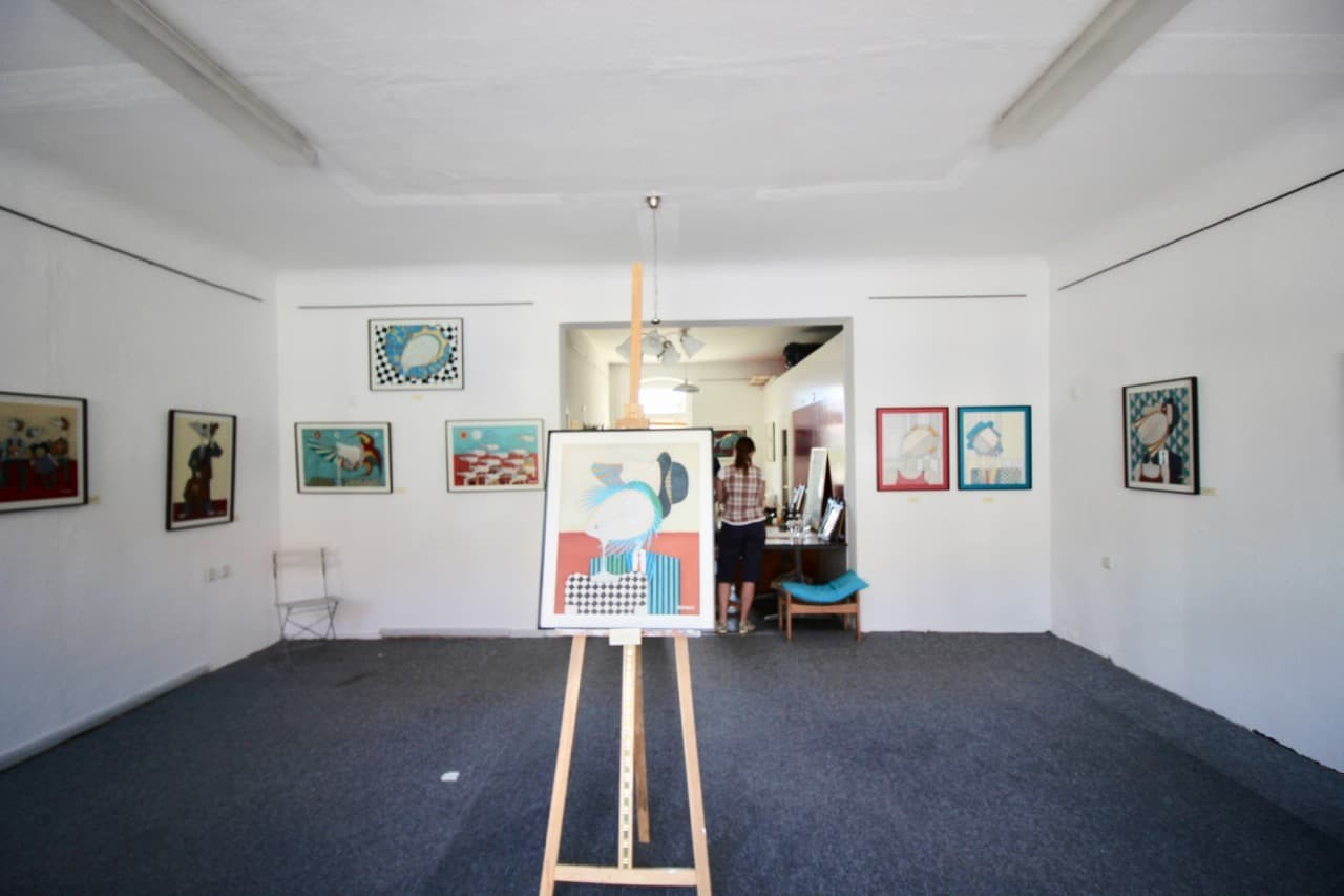 Galerie Praxis Hagen Lychen