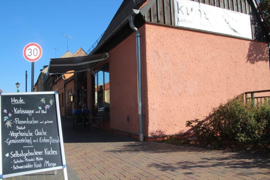 Cafe Kunstpause Lychen