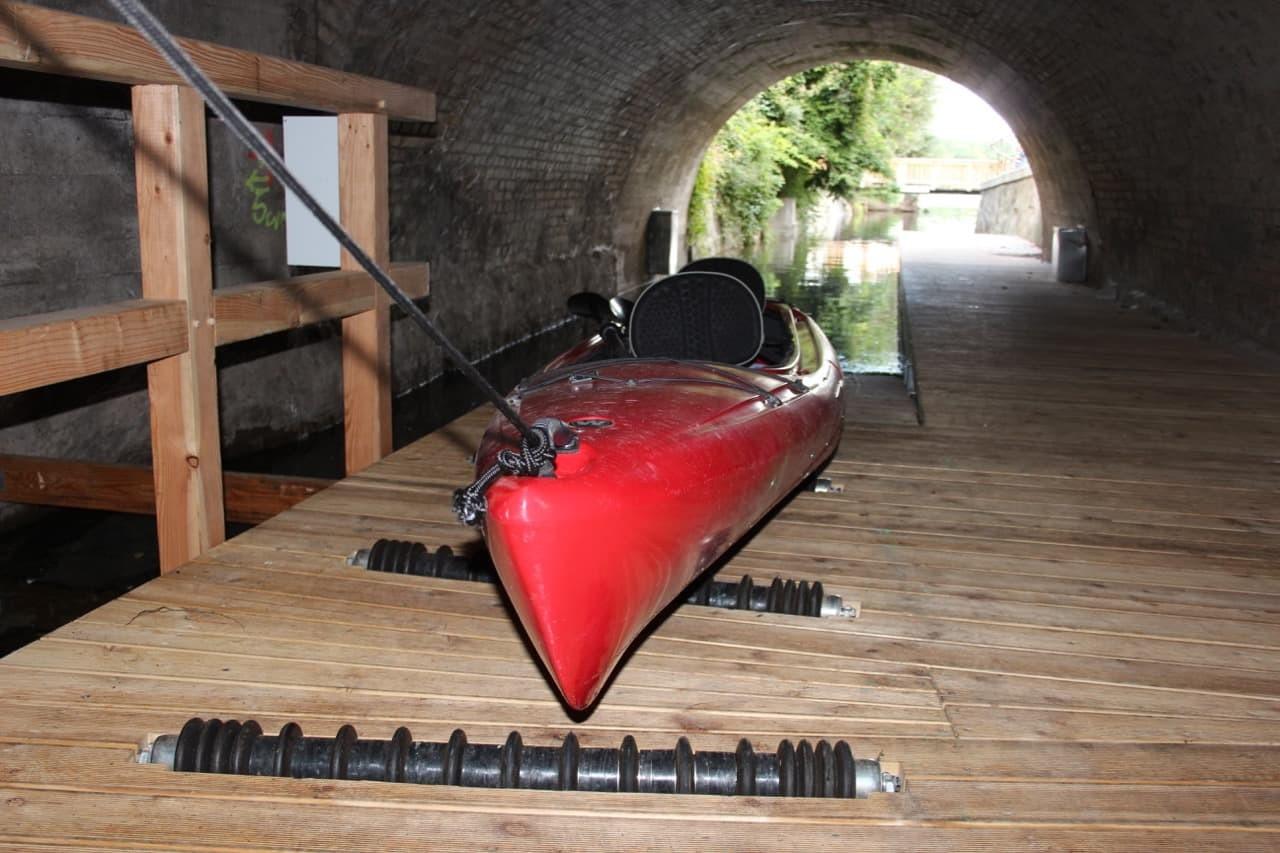 Mühlenbach & Bootspassage Lychen