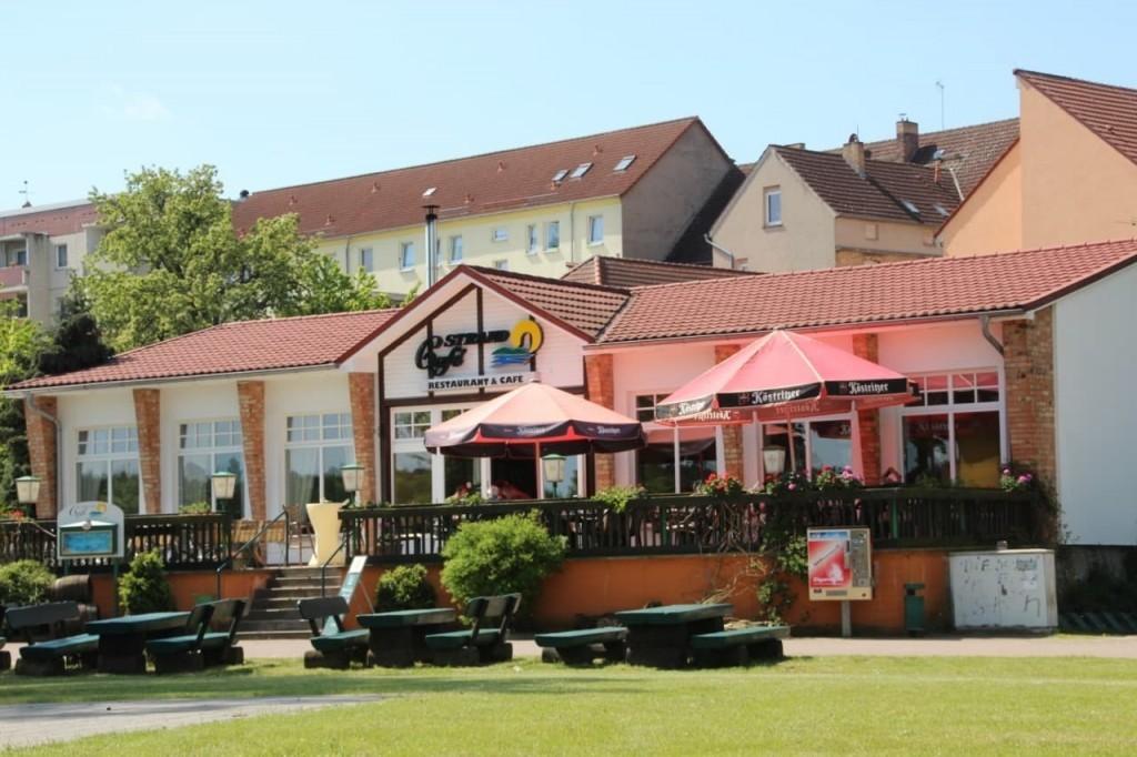 Strandcafe Lychen
