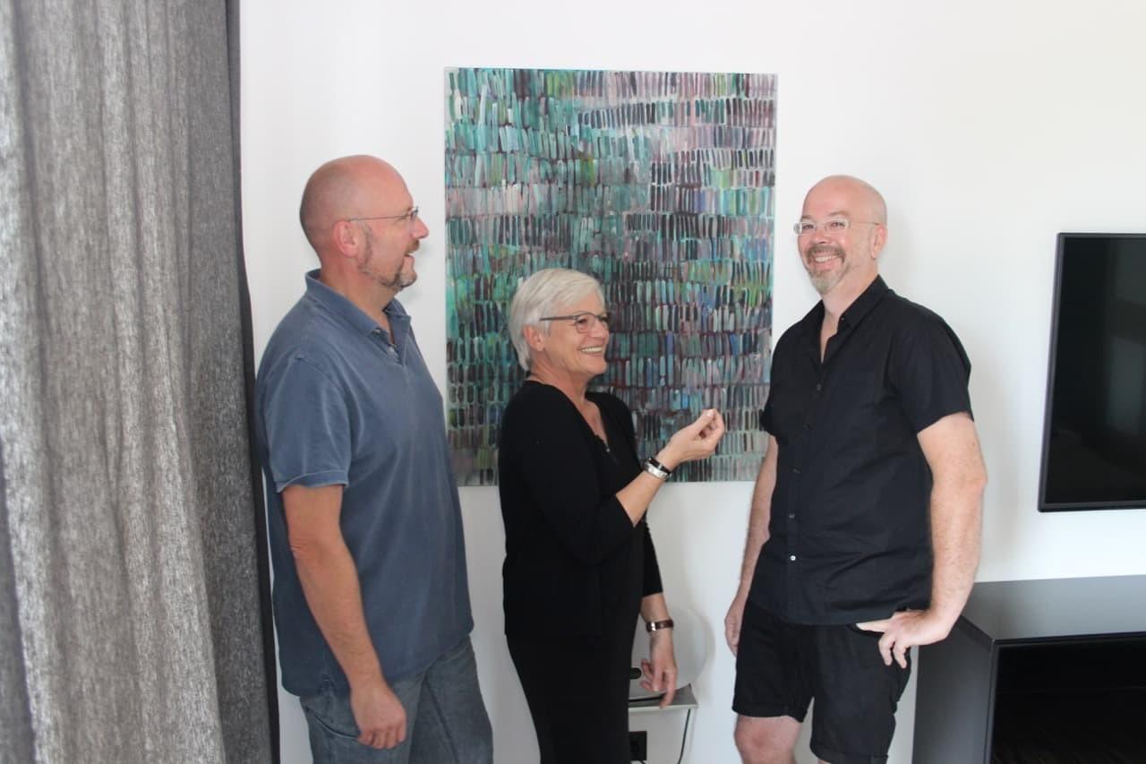 Ausstellung Jutta Siebert