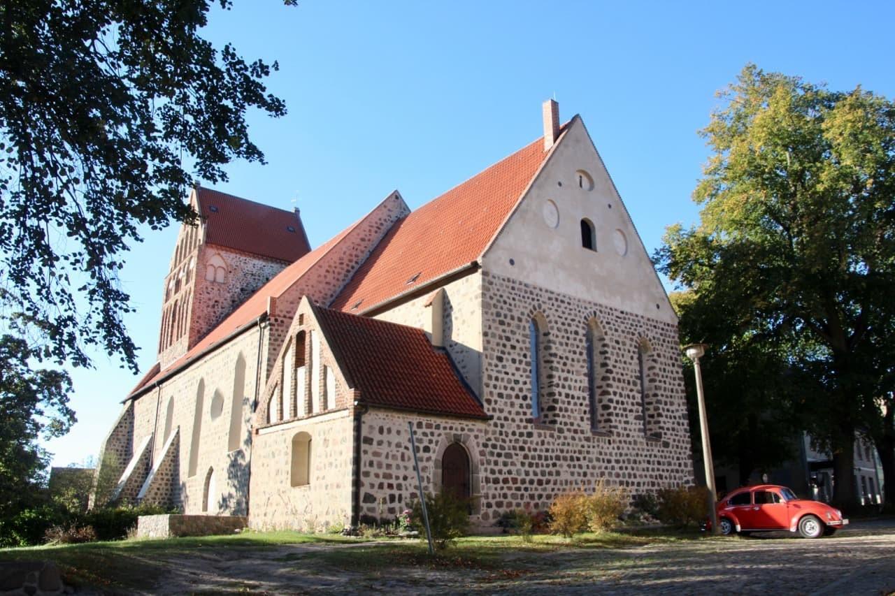 Kirche Lychen