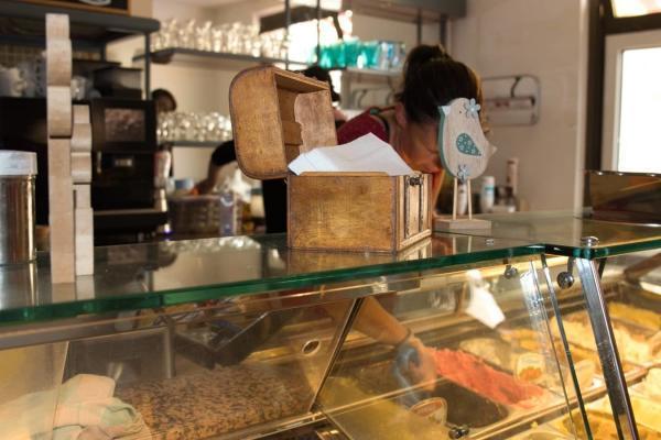 Eiscafe zum Flößer Lychen