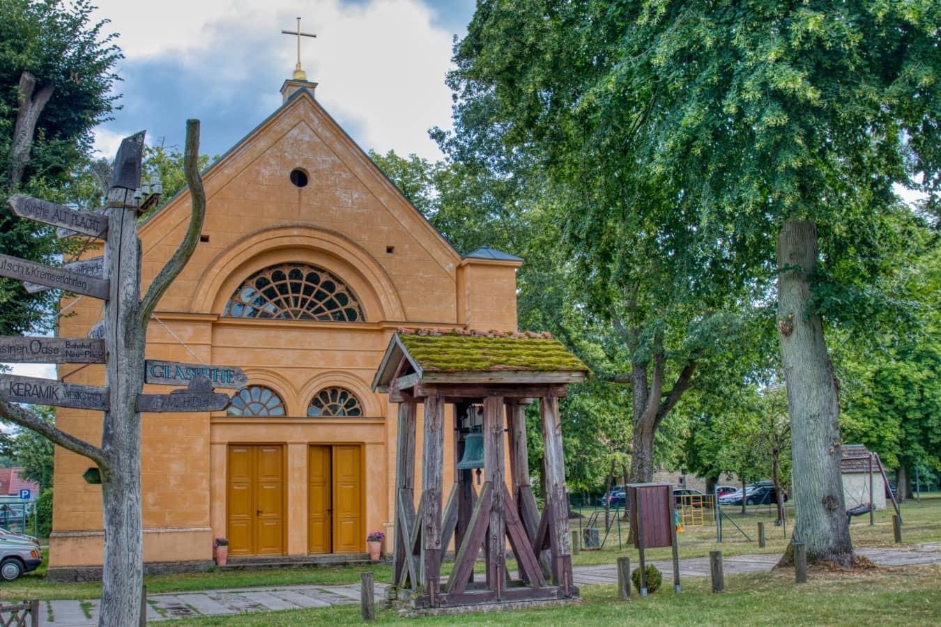 Annenwalde_kirche