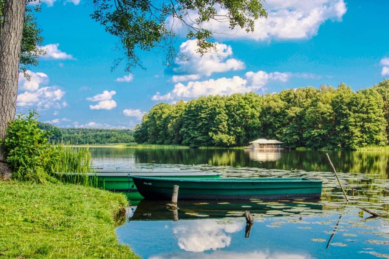 floss-ruderboot-oberpfulsee-brandenburg-lychen