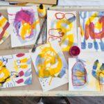 Kunstworkshop 10