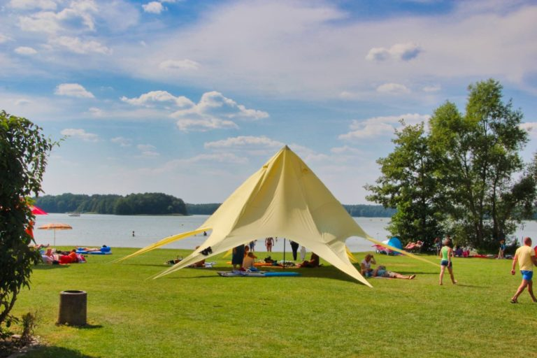 Camping in Lychen