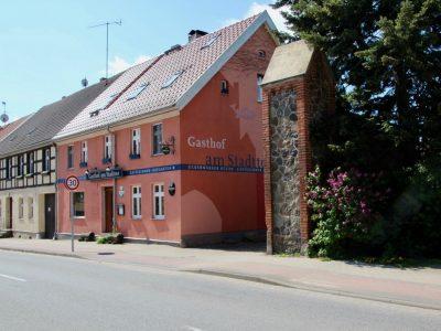 Gasthof zum Stadttor Lychen